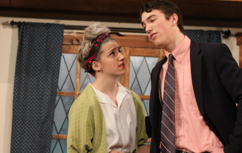 """Noises Off"", Laughs On"