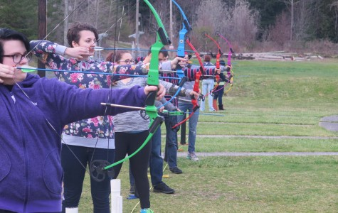 Shoot for the stars in Archery Club!
