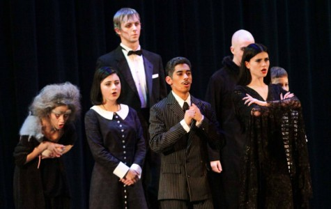 Gig Harbor's Production of 'The Addams Family' showcases talent