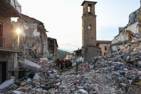 Earthquake Overdue