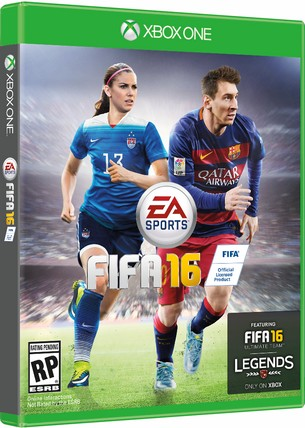 FIFA 16 Video Game Review