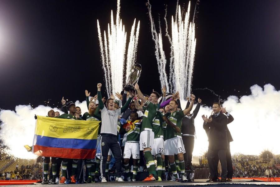 Timbers Take MLS Title