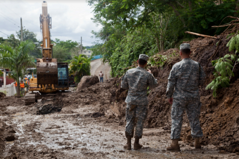Puerto Rico Lacks Immediate Response From U.S. After Hurricane Maria
