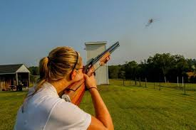 Tides get ready to try out Trap Shooting, a sport requiring sharp skill and precision. Image from https://www.range365.com/trap-shooting-booming-as-high-school-community-sport.
