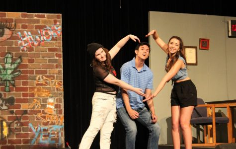 One-Acts Bring Down the House
