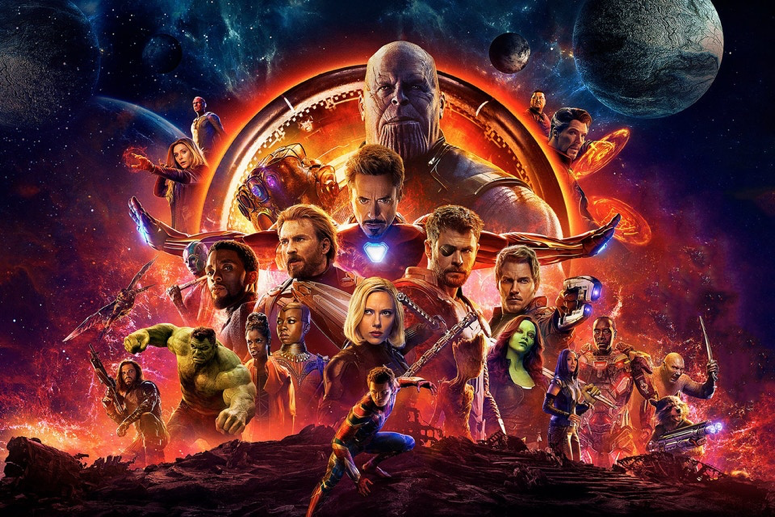 """Avengers: Infinity War"" broke the record for pre-sale tickets. Photo Credit:https://hypebeast.com/2018/3/avengers-infinity-war-record-advanced-ticket-sales"