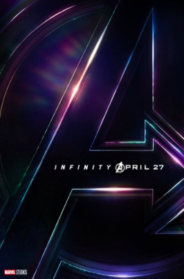"Avengers: ""Infinity War"" was originally going to be released on May 4, but due to high demand and fans' anticipation to see it, the film was moved a week earlier for April 27. Photo Credit: https://www.laughingplace.com/w/uncategorized/2018/03/01/marvels-infinity-war-released-week-early-april-27th/"