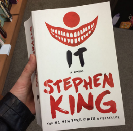 "Photo Credit: ""New Cover for Stephen King's It."" Mighty Girl, mightygirl.com/2016/02/02/new-cover-for-stephen-kings-it/. Stephen King is one of bestselling authors who has written nearly one-hundred books, with most of them being fictional stories."