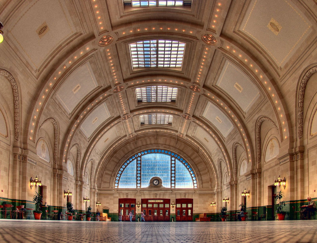 The Union Station in Tacoma, where prom will be held. Photo credit https://ggwash.org/view/39979/twenty-five-gorgeous-but-non-famous-us-train-stations