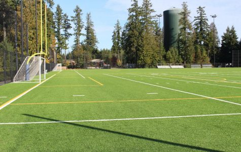 New Turf for the Gig Harbor High School Field