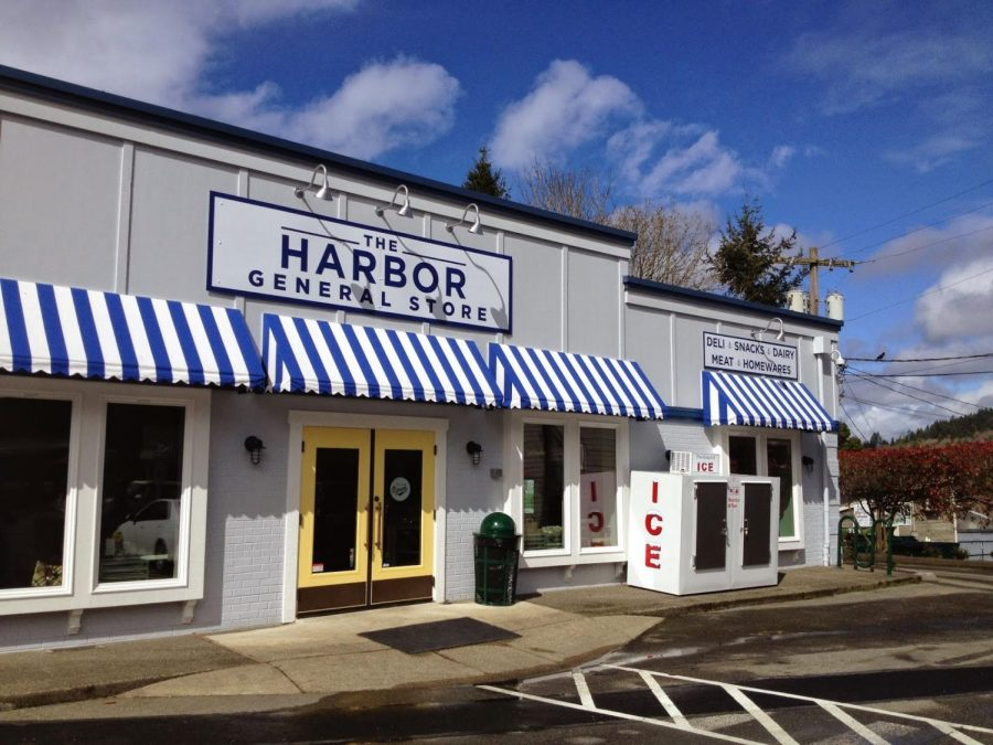 """I love going to the Harbor General Store when I need to catch up with friends and get out of the house. It's a fun place to relax... and it's super cute inside!"" - Jessie James (11). Photo Credit: kristalynsimler.com"