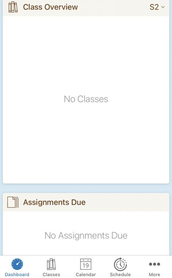 Extra Week of Semester 1