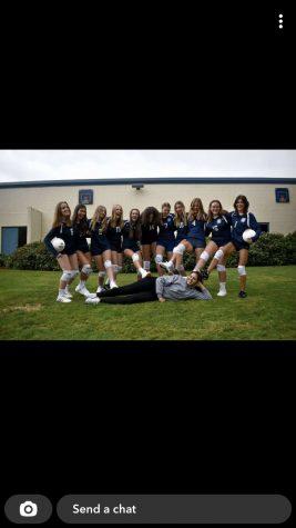 Sports Spotlight: Girls JV Volleyball